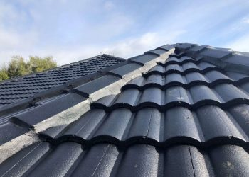Roof Tile and Colorbond Painting